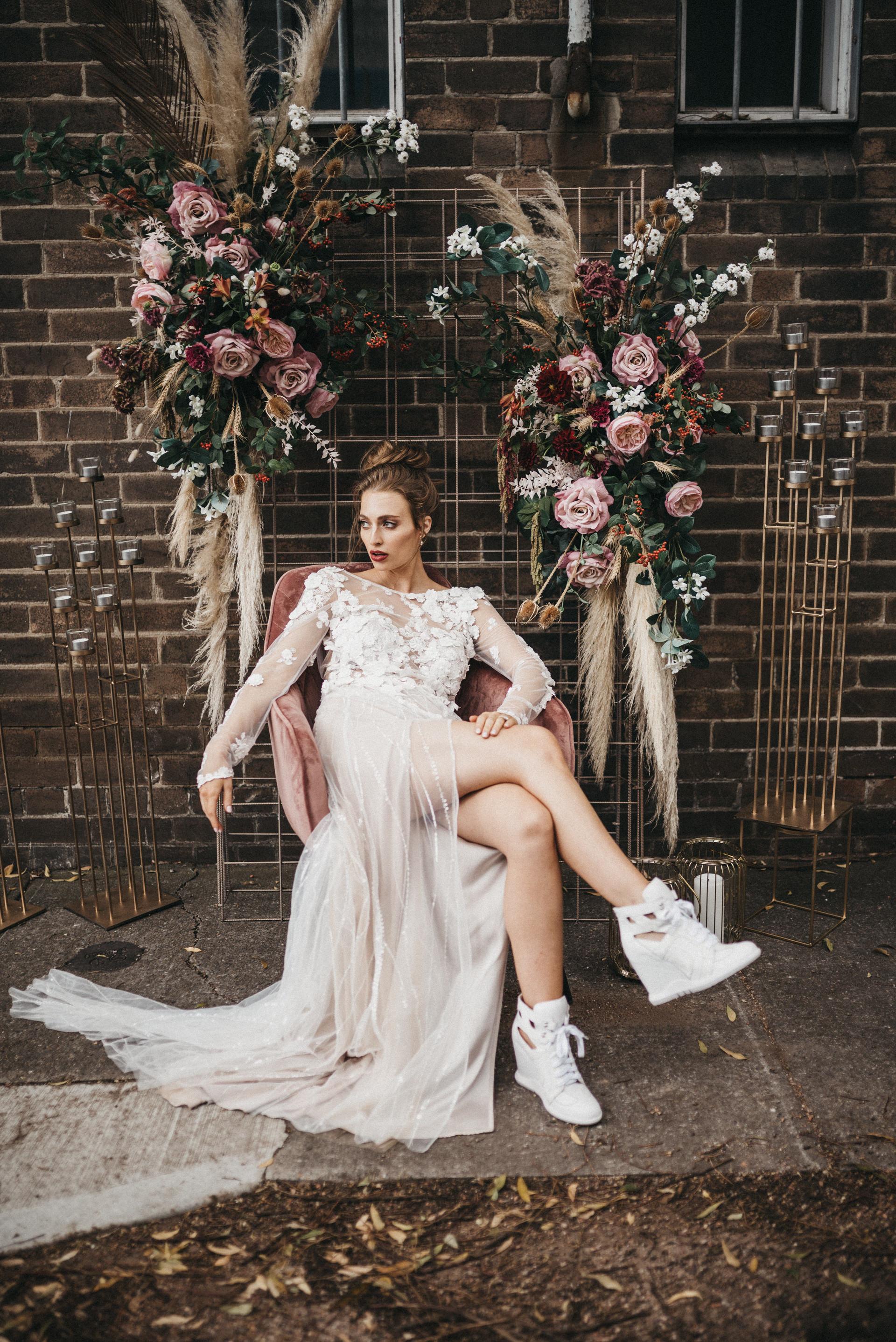 santelia bridal gowns