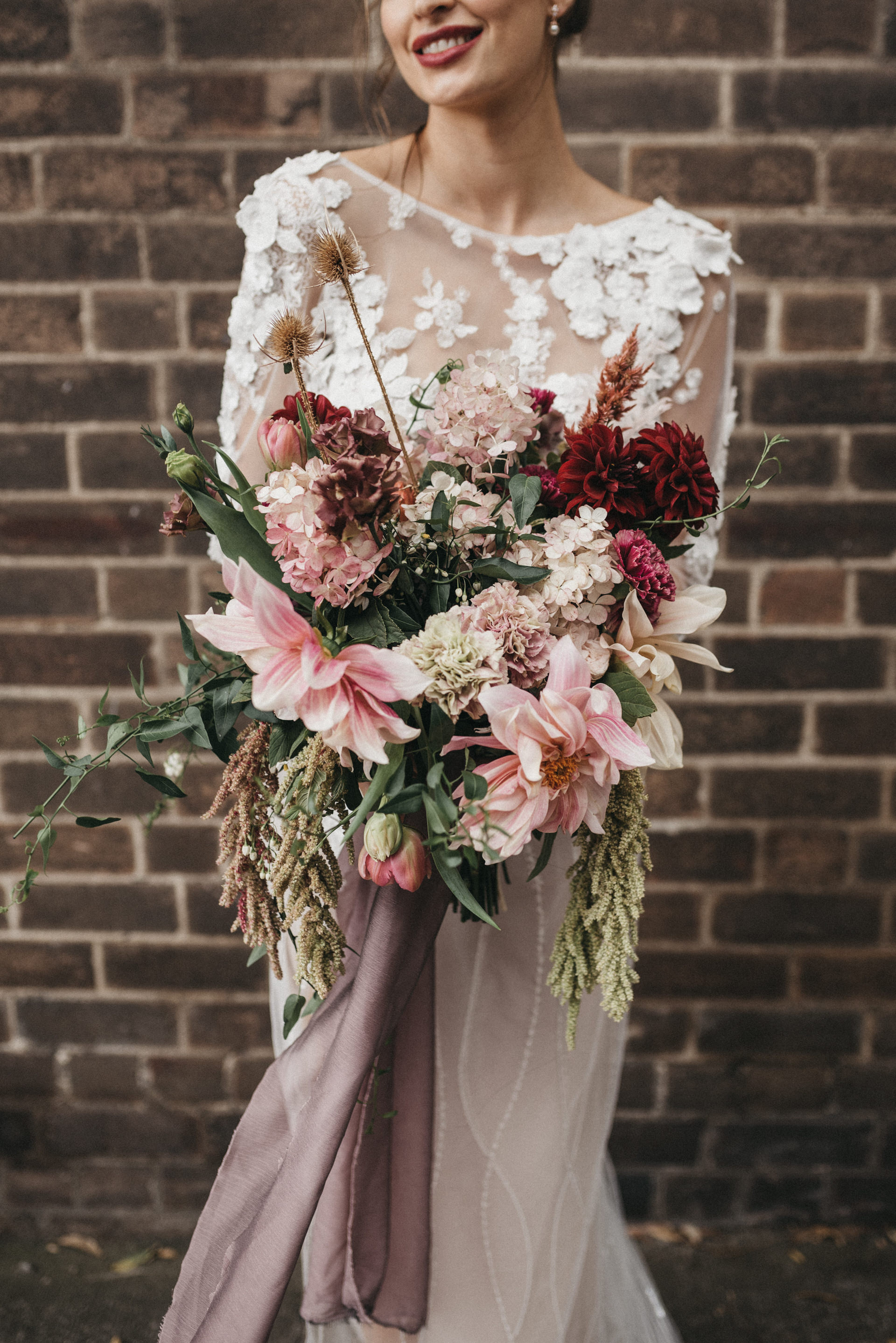 wedding styled shoot