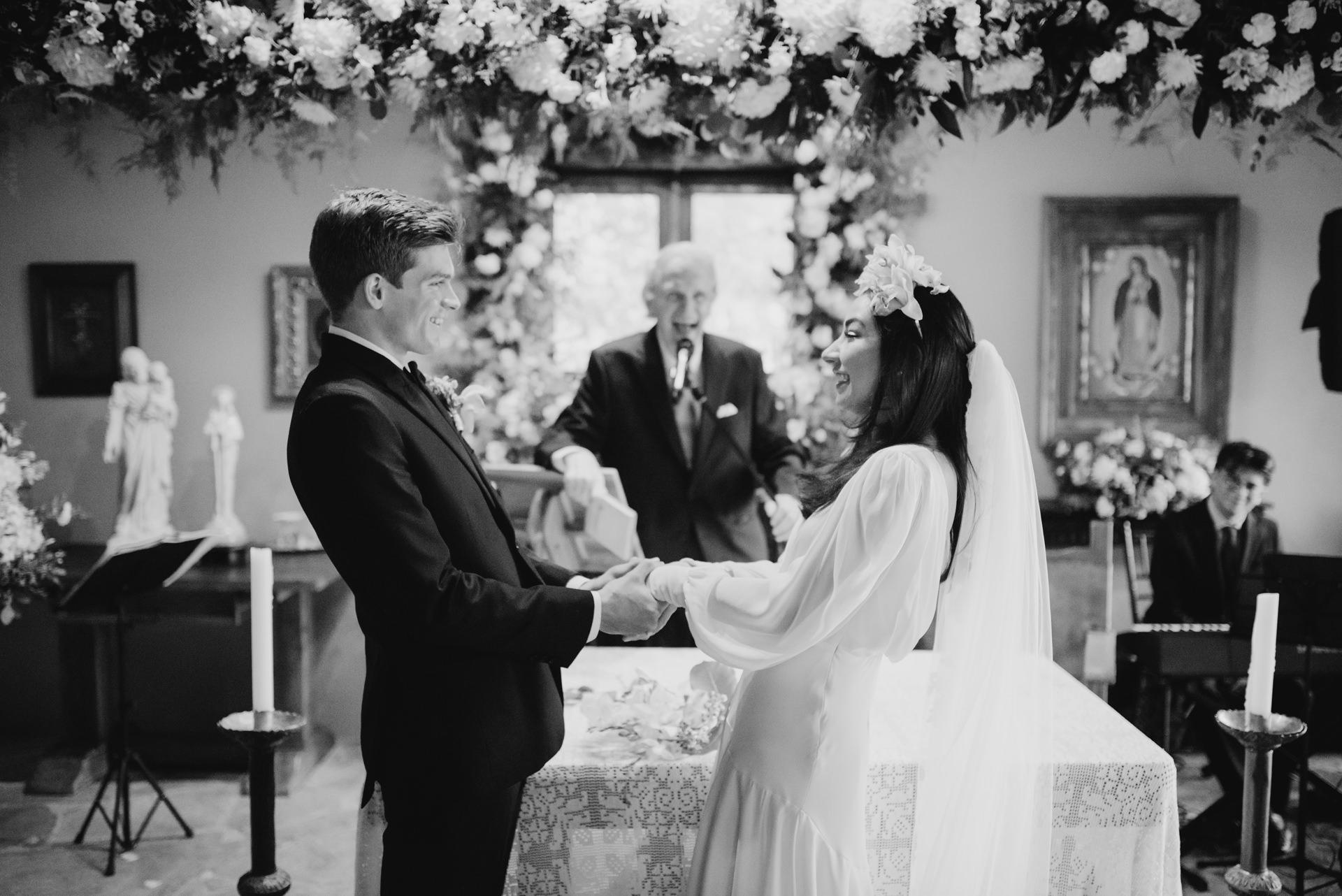 ceremonia matrimonio hacienda marquez