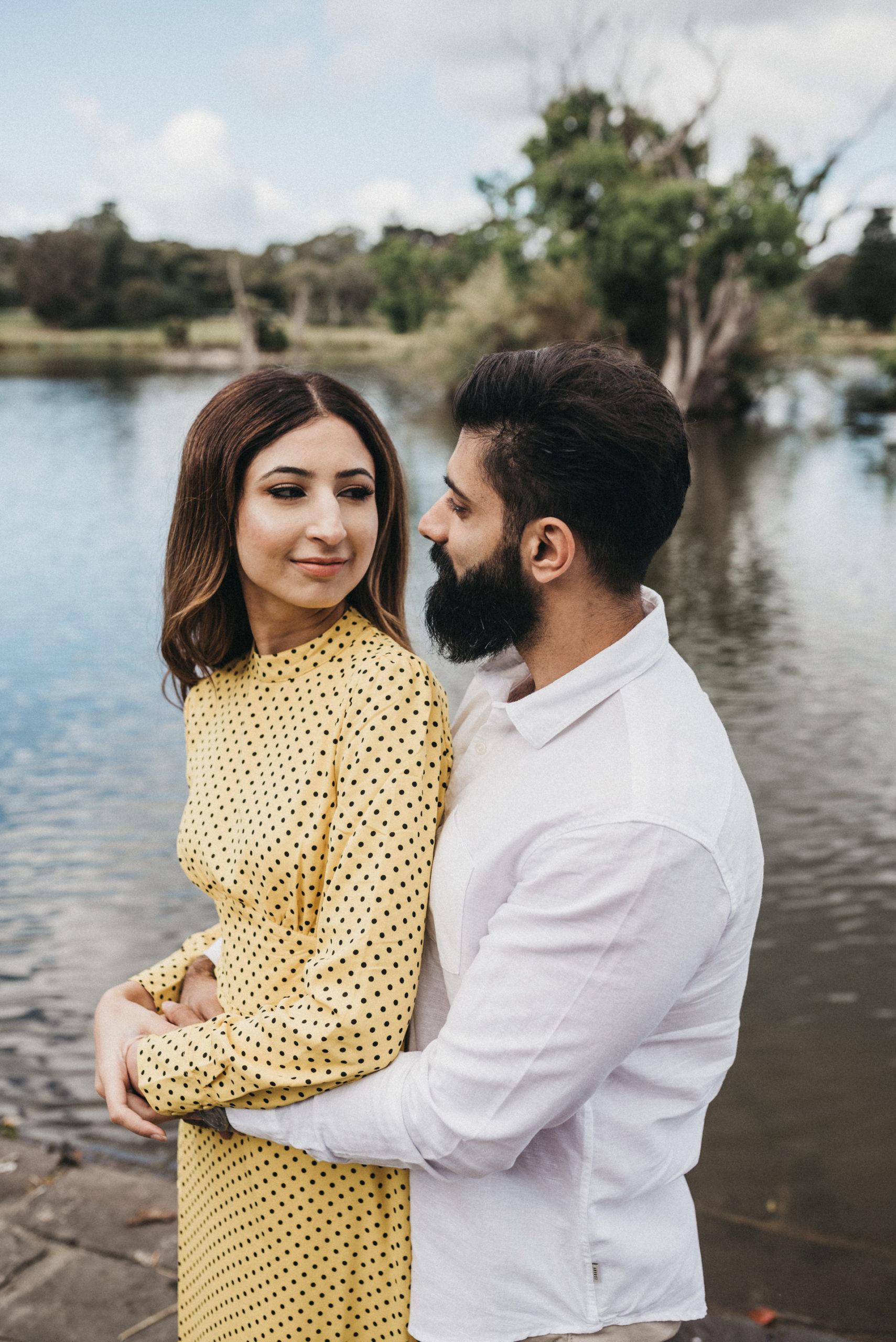 couple session