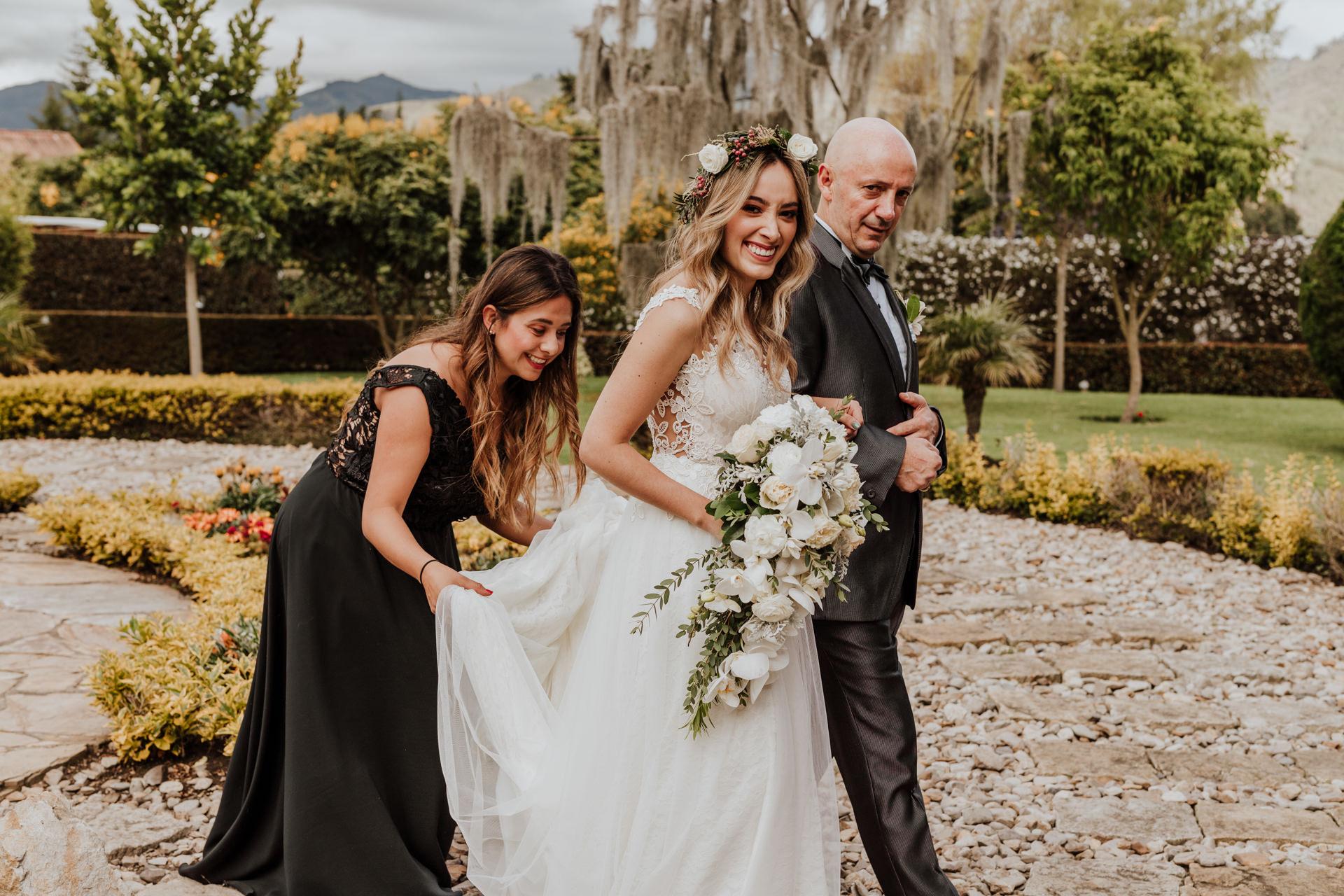 eliana fernandez wedding planner